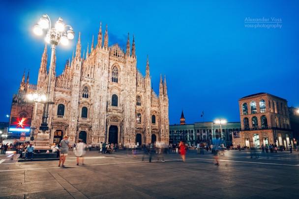 Milan Cathedral / Piazza del Duomo