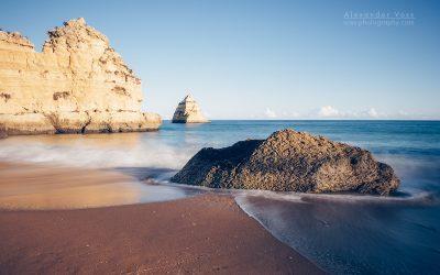 Praia Dona Ana (Algarve, Portugal)