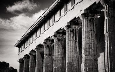 Athens – Temple of Hephaestus