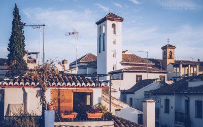 Granada – Albaicín (Andalusia, Spain)
