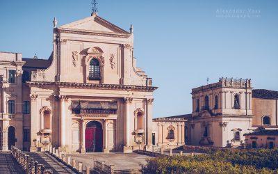 Noto – Basilica del Santissimo Salvatore