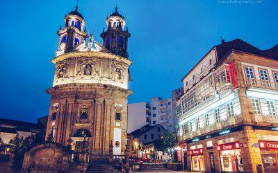 Pontevedra – Capela da Peregrina