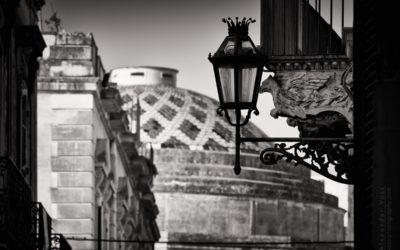 Black and White Photography: Lecce – Chiesa di Santa Maria della Porta