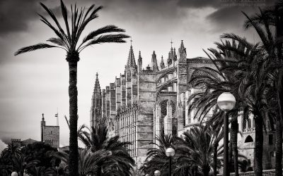Black and White Photography: Palma de Mallorca