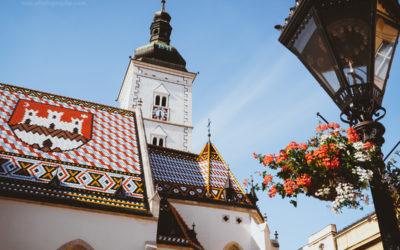 Zagreb – St. Mark's Church