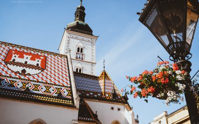 Zagreb – St. Mark's Church