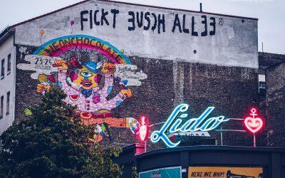 Berlin – Kreuzberg / Wrangelkiez