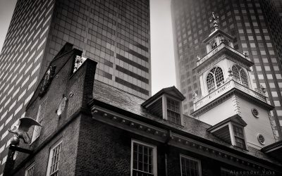 Boston – Old State House
