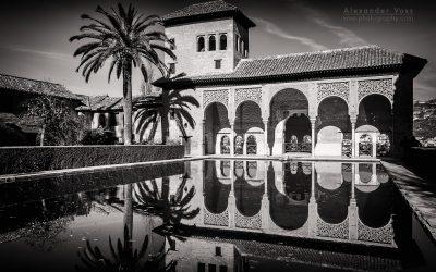 Granada – Alhambra / Torre de las Damas