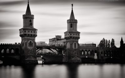 Long Exposure: Berlin – Oberbaum Bridge