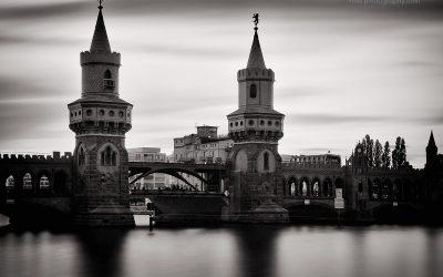 Long Exposure: Berlin – Oberbaum Bridge