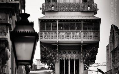 Lisbon – Elevador de Santa Justa