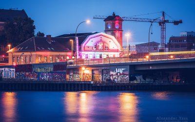 Osthafen Berlin – Elsenbrücke / Altes Kraftwerk