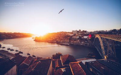 Porto – Sunset Panorama