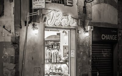 Florence – Old Town by Night