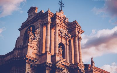 Cathedral of Syracuse (Sicily)