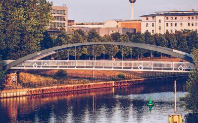 Kieler Brücke Berlin / Nordhafen