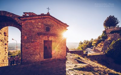 Volterra – Porta San Felice (Tuscany)