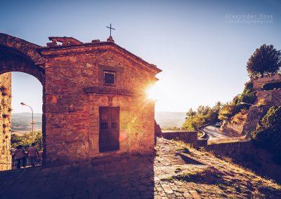 Volterra - Porta San Felice (Toskana)