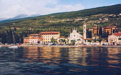 Castelletto di Brenzone (Lake Garda, Italy)