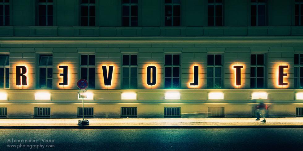 Fine Art Fotografie | Berlin Street