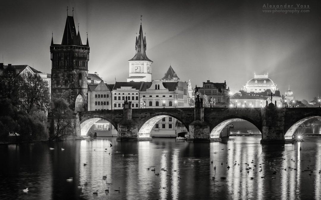 Die zeitlose Magie der Schwarz-Weiss-Fotografie